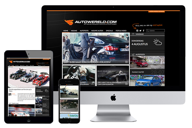 De #website# Autowereld.com