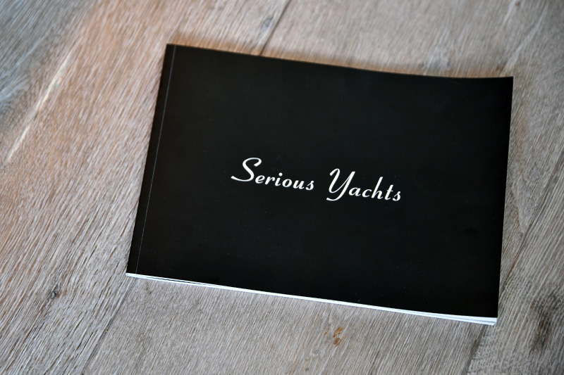 #Brochure# - Serious Yachts